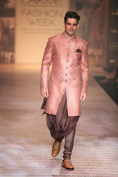 Awesome Pink Sherwani