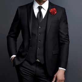 Beautiful Black Suit for men