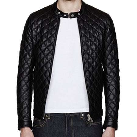 Affordable  Leather Jacket For Men