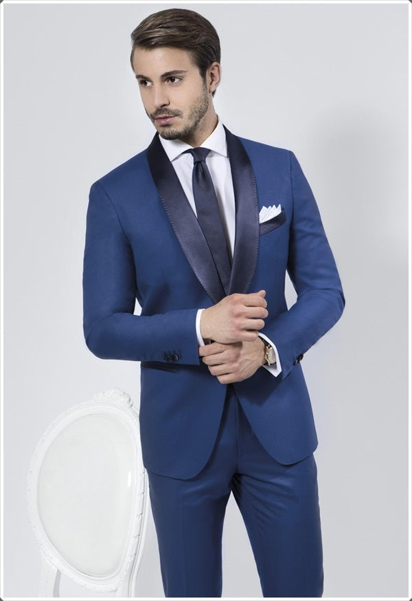 Best Blue Suit for Men
