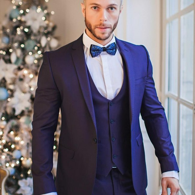 Best one Blue Suit For Men