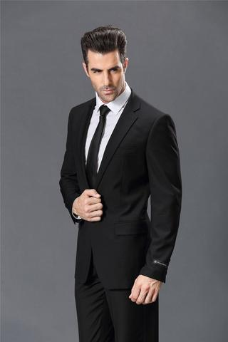 Black Business Suit For Men
