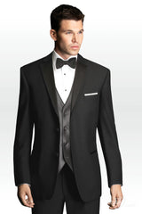 Black Formal Suit for Men