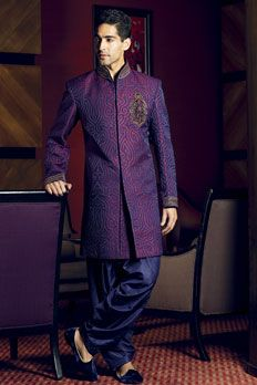 Classy and Fashionable one Pakistani Sherwani