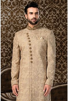 Comfortable and Affordable Pakistani Sherwani