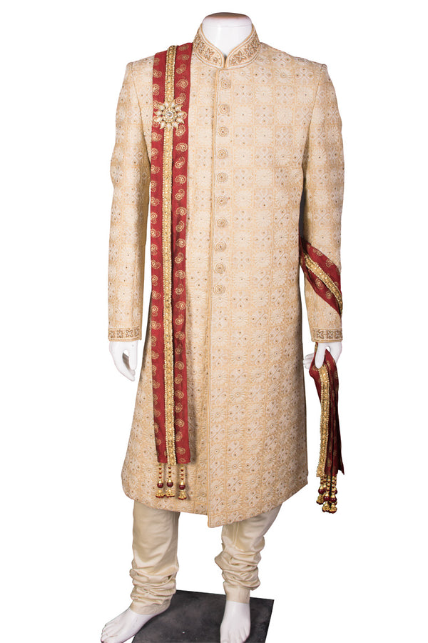 Cool Sherwani For Groom