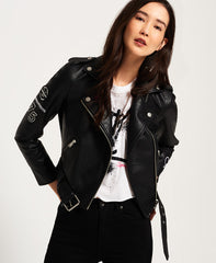 Daily Leather Jacket for Women