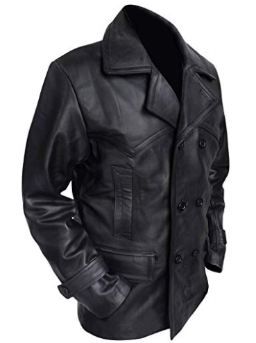 Doctor Who Leather Jacket
