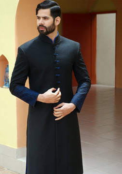 Elegant Men Wedding Sherwani