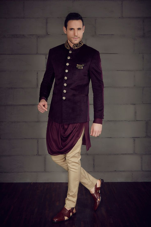 Elegant Sherwani for Men