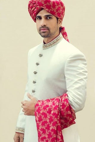 Stylish Pakistani Sherwani For Men