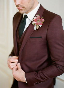 Fresh and Beautiful Color wedding suit for men
