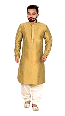 Gold Indian Sherwani
