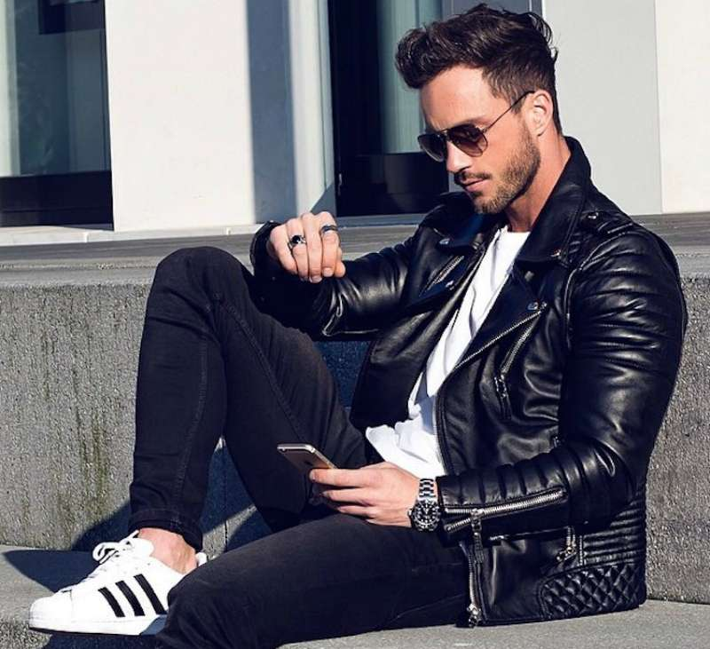 Good looking Leather Jacket