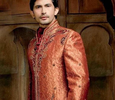 Gorgeous and Smart Pakistani Sherwani