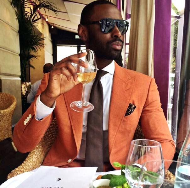 Great Color Summer Suit for Men