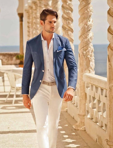 Perfect Summer Suit for Men