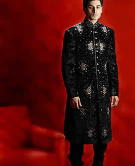 Handsome Pakistani Sherwani
