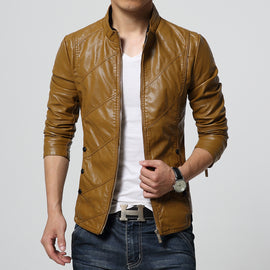 Interesting Leather Jacket