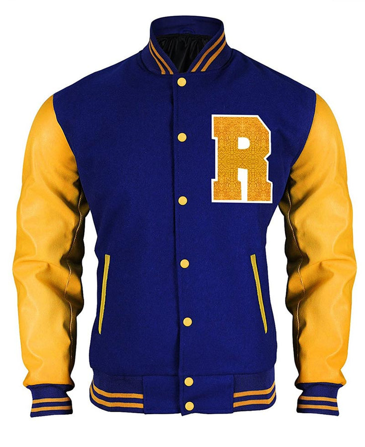 KJ Apa Letterman Varsity Riverdale Jacket - Films Jackets