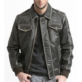 Leather Body Jacket for the Brown Miscellaneous
