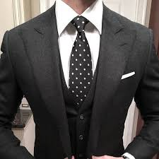 Light-Black Suit Styles For Men