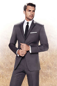 Wedding Gray Suit for Men