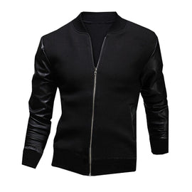 Men Fashion Leather Jacket