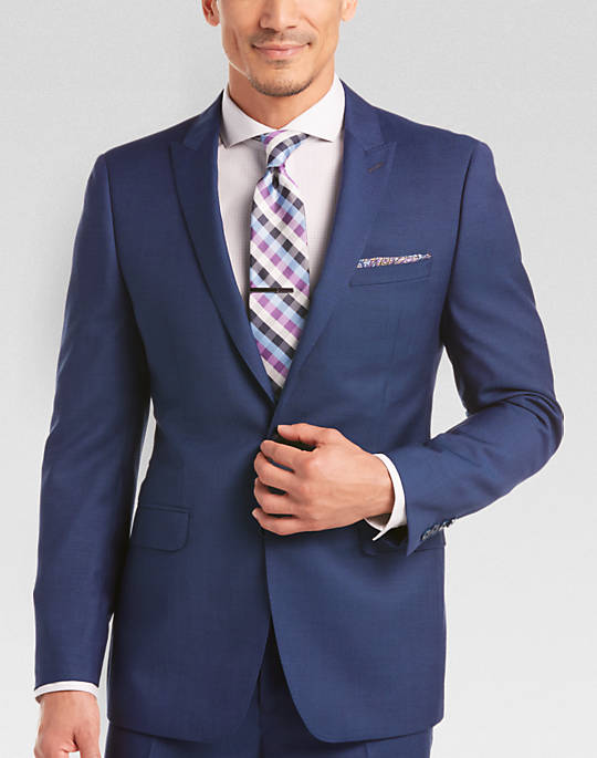 Men's Slim Fit, Suits