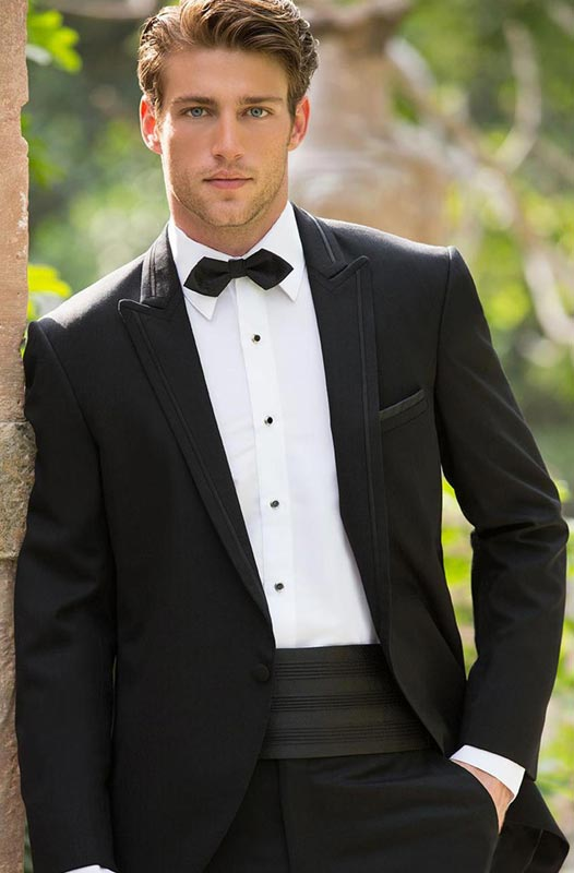 Modern wedding suits