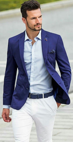 Awesome Navy Wedding Suits