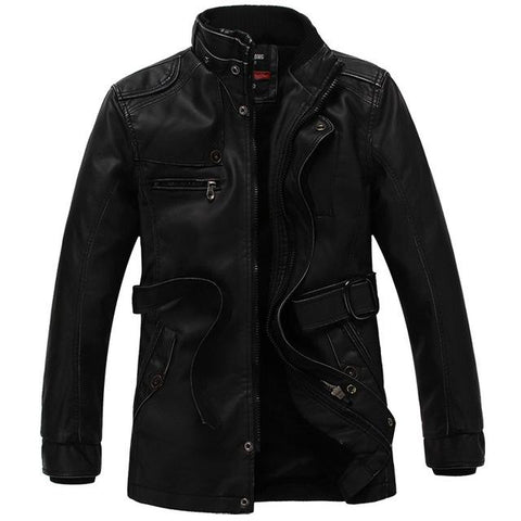 Trendy collection of Leather Jacket For Men