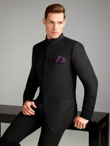 Nice Black Men Wedding Suit