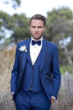 Nice Navy Blue Suit for men