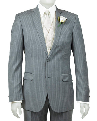 Stunning  Pinstripe Suit for men