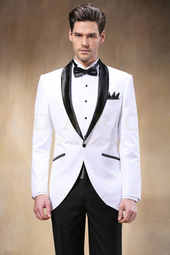 Nice white suits for men