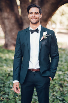 Outdoor Australian Wedding Suit for men