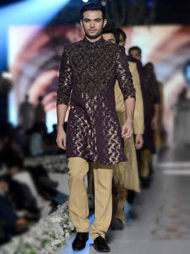 Pakistani Short Sherwani