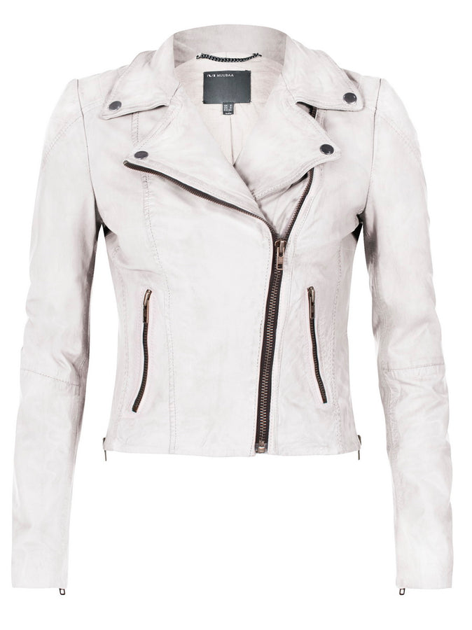 Perfect Leather Women Motorcycle Jacket