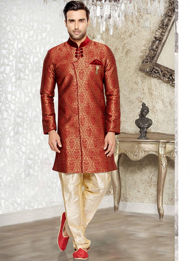 Ready made Pakistani Sherwani