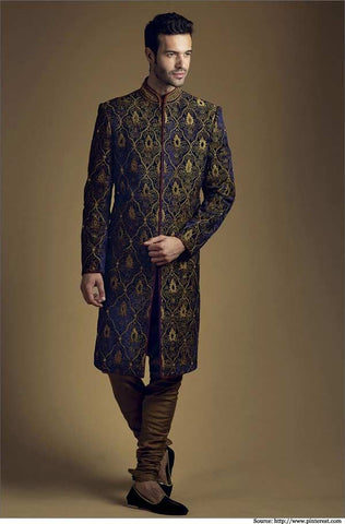 Admirable Indian Sherwani For Grooms
