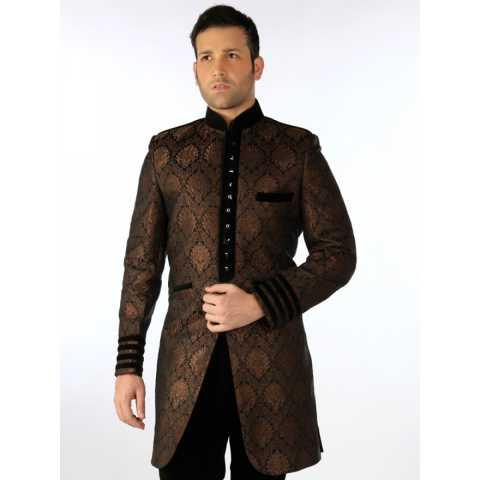 Smart Men Sherwani Design