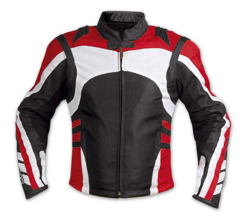 Suitable Color Motorcycle Leather Jacket