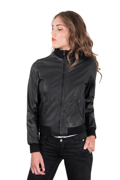 Stylish Italian Leather Jacket for women