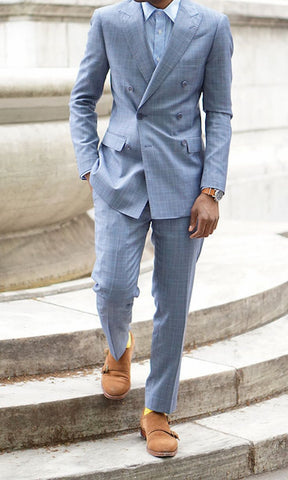 Summer Suits For Successful Men