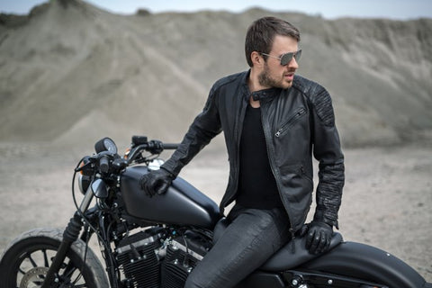 Best One -Leather Motorcycle Jacket