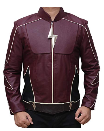 The Real Flash Jay Garrick Jacket