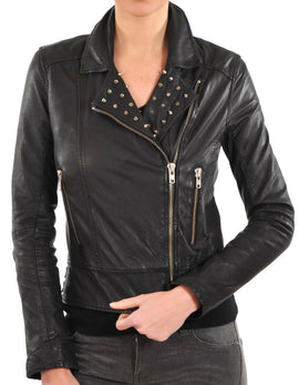 Trending Leather Motorcycle Jacket