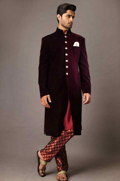 Unusual Pakistani Sherwani