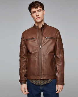 Wonderful Men Leather Jackets